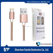 MFi authorized license for apple certified usb cable supplier