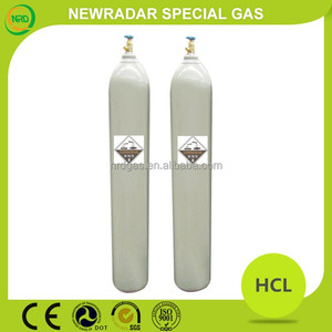 Purchase Dry hcl Gas, 99.9% Anhydrous Hydrogen Chloride