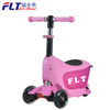 Best selling high quality outdoor mini folding kids kick scooter for sale