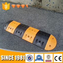 road hump specification rubber belt safety bump