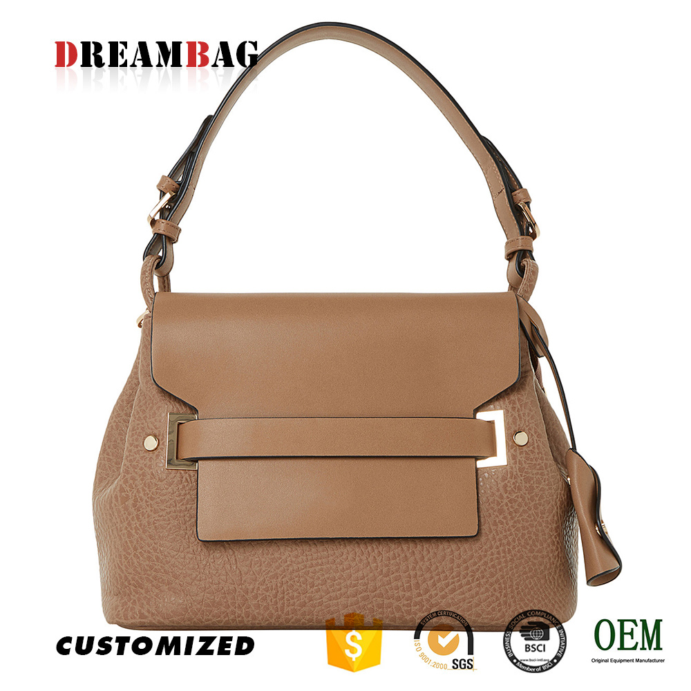 GZ OEM foldover shoulder stype bulk buy handbags