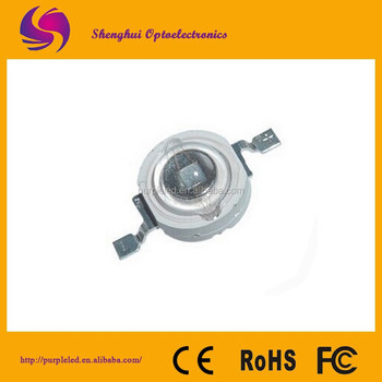 1W 3W High Power Led(Red,Yellow,Green,Blue,White,Warm white)