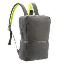 cycling school soft canvas backpack for teens