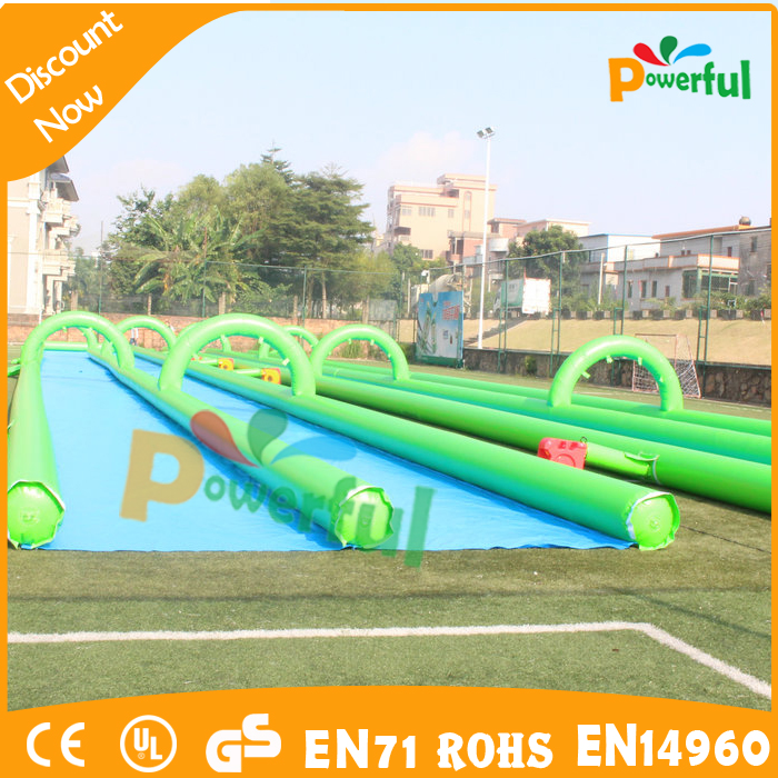 Super inflatable slip n <strong>slide</strong> for adults and kids double lane water <strong>slides</strong>