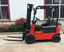 hot sale four wheel drive electric forklift CPD-SZ2030