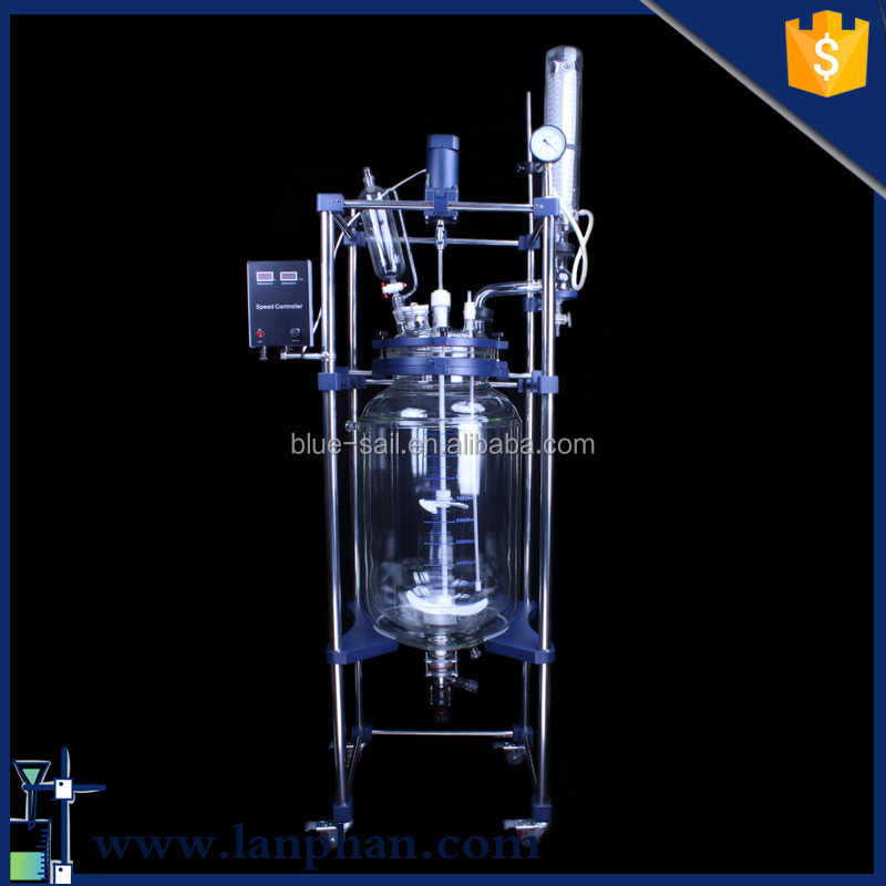Energy-Saving Professional Reactor with Coil Heating