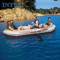 Intex Professional Series Mariner 4 Set Inflatable Raft Boat