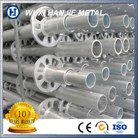 Support Building Iron Used Ring Lock Scaffolding For Sale