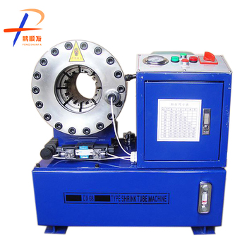 CE Certified DX68 new style rubber hose crimping machine