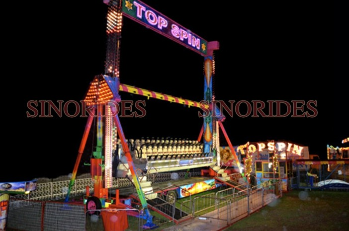 New amusement attractions top spin ride flying carpet amusement park rides