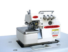 used second hand industrial Siruba 737 overlock 3 sewing machine