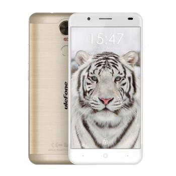 Ulefone Tiger 5.5 inch Android 6.0 OS MT6737 Quad Core 1.3GH 4200mAh Fingerprint 4G smartphone