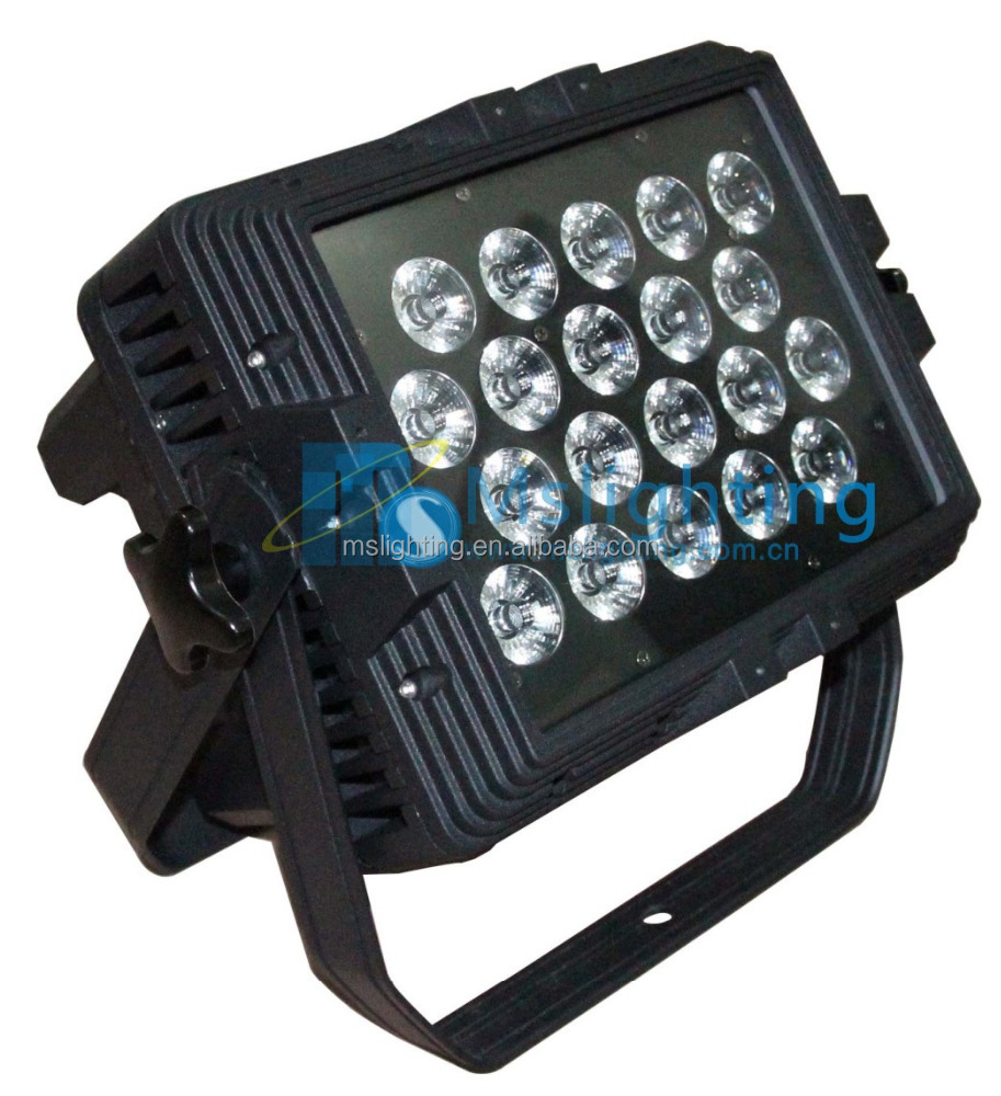 RGBW 4IN1 Multi-Color Waterproof LED Wall Washer