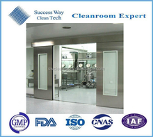 Rustproof stainless steel door of Success Way with GMP standard