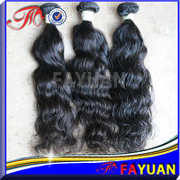 Tangle Free Factory Wholesale virgin remy indian human hair