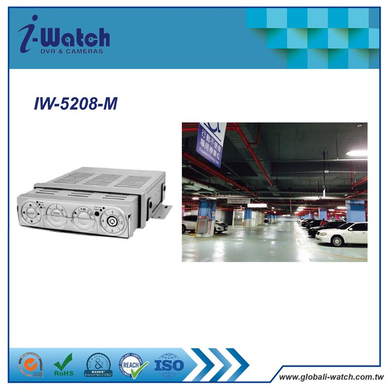 IW-5208-M Brand new fhd 1080p car mobile vehicle blackbox dvr with high quality