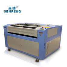 high precision jinan laser cutting machine two head work area for acrylic