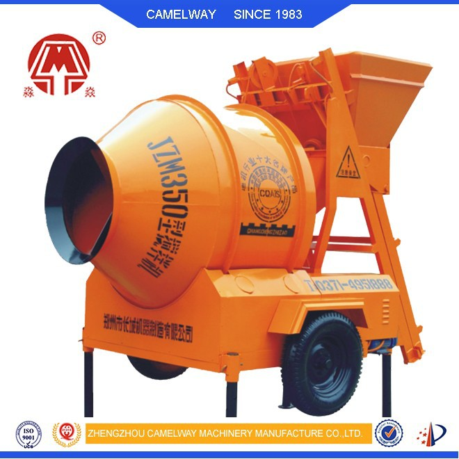JZC 350 Tractor cement mixer/ Concrete Mixer for sale