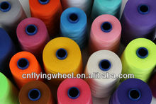 Sewing thread color card