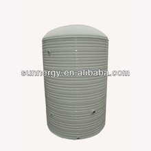 Stainless steel solar beautiful 400L water tank