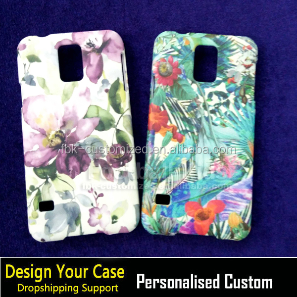 Cover For Samsung Galaxy S5 Plastic Hard Case ,OEM ODM for samsung Galaxy S5 Drop Shipping