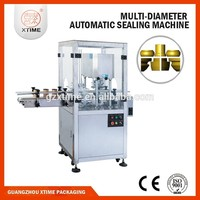 Hot sale matel automatic manual can sealing machine