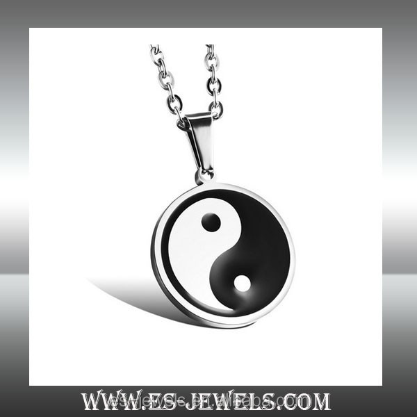 Tai Chi fashion pendant necklace jewelry