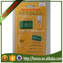 Valuable Supplier hand sewing needles for wholesales any