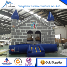 Attractive Large Custom Inflatable Bounce Castle
