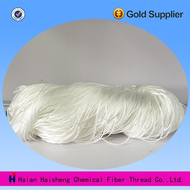 Hot selling fishing twine in hank with high quality
