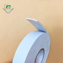 Products in stock Double Sided self adhesive EVA PE Foam Tape With Green Trunk Paper Liner for Thermal Insulation