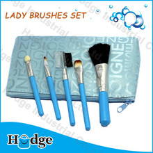 Wood Handle Material Face Use makeup brush