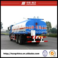 22M3 Military Chemical Fuel Tanker Truck With High Capacity