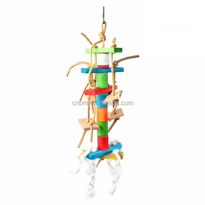 Natural and Clean Rodent Pet Toy For Parrot Imported From China