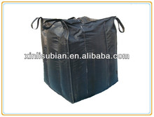 PP virgin baffle jumbo bag for coal