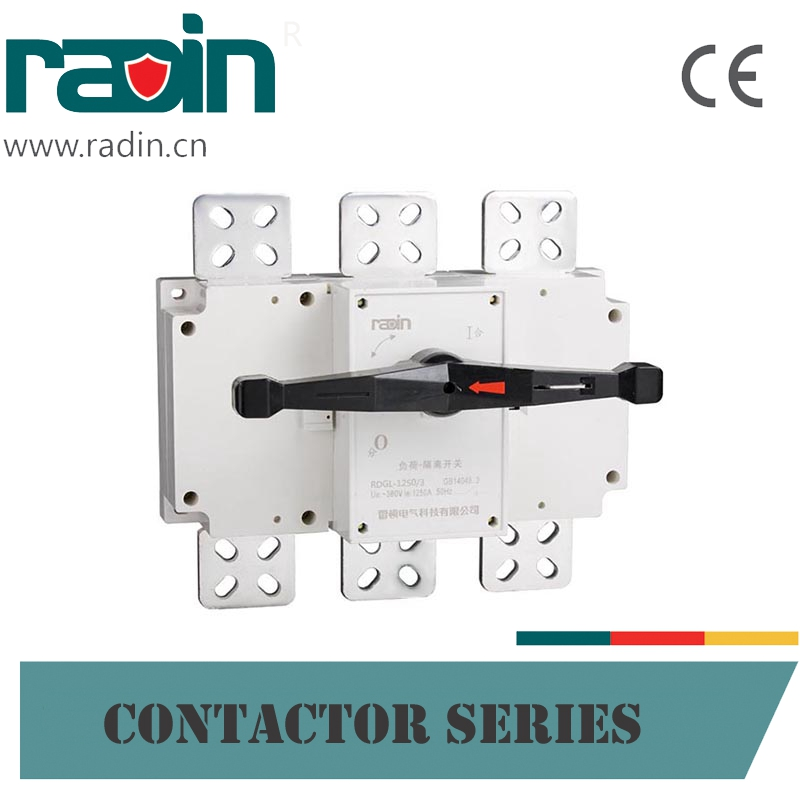 Rotary Handle Control Universal Changeover load Isolation Switch For Sale