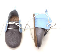 shoes baby boy genuine leather soft sole prewalker oxford baby shoes