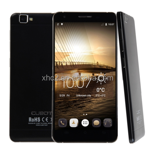 "Wholesale 5.5"" Android 5.1 MT6735 Quad Core 1.3GHz RAM: 2GB CUBOT X15 16GB touch screen 4G smart mobile phones with 16MP Camera"