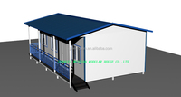 Prefabricated house used prices/home