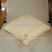2014 high quality polyester chair cushion