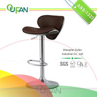 oufan coffe color wrought discount iron bar stools and barstools