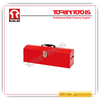 Metal steel tool box Portable Hand Tool Box