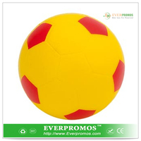 Spainish anti-stress ball for soccer games world cup