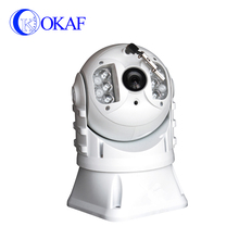 High speed IR infrared vehicle mounted waterproof dome PTZ camera SDI/IP/AHD/TVI/CVI/Analog