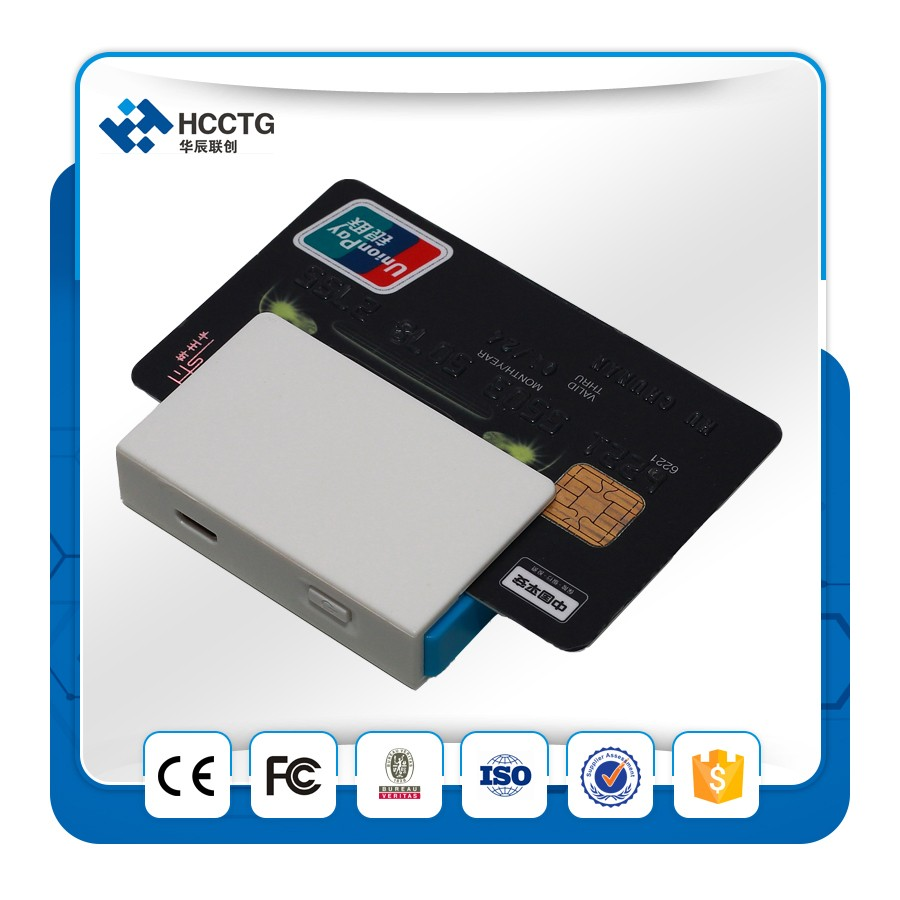 IOS/Android EMV Card Swipe Machine for Phone with Free SDK MPR100