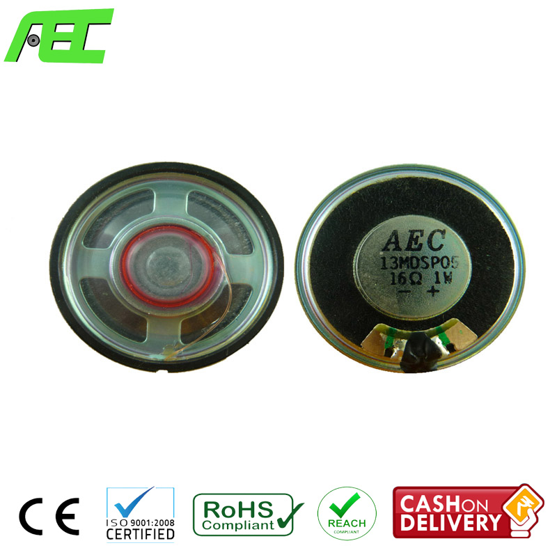 hot selling 36mm <strong>speaker</strong> driver 1.5inch 16 ohm 1w mini mylar <strong>speaker</strong>