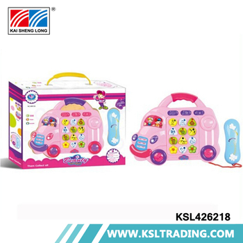 Educational games new toy mobile phone for kids