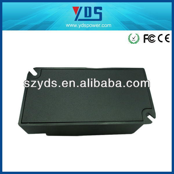 waterproof electronic led driver 12V 2A 24W plastic case for LED parts,electric power,industrial control