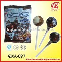 19g Halal Chewy Centre Lollipop Candy In Bag