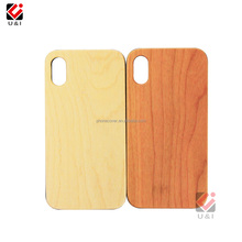 blank wood cover for iPhone 8 bamboo phone case,mobile accessories for iPhone 8 Plus